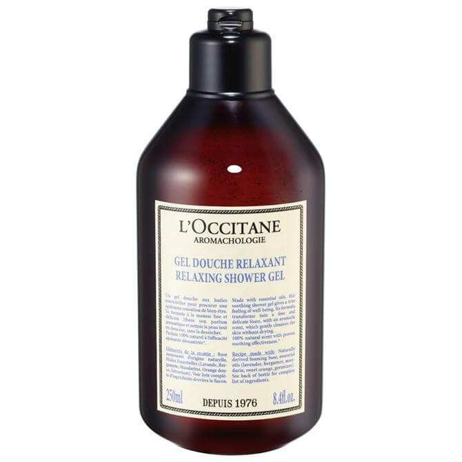 Loccitane Aromachologie Relaxing Shower Gel 250ml