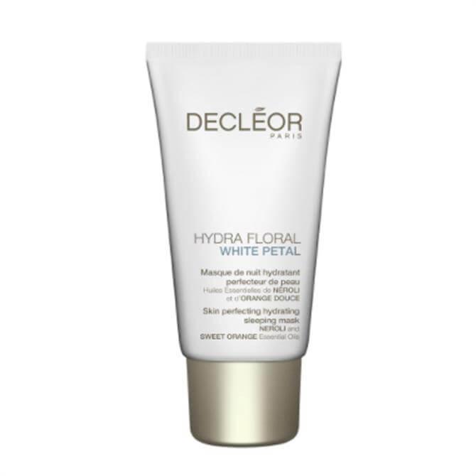 Decléor Hydra Floral White Petal Skin Perfecting Hydrating Sleeping Mask 50ml