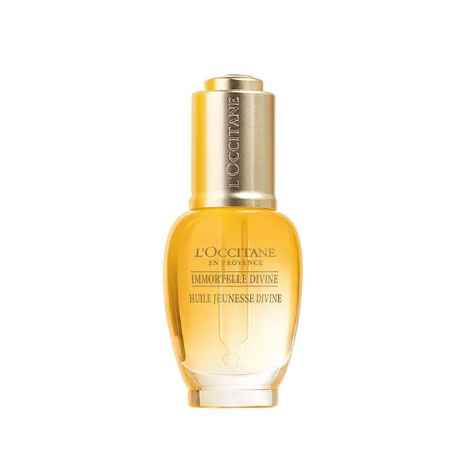 Loccitane Immortelle Divine Face Oil 30ml