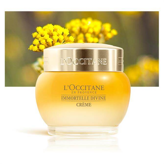 Loccitane Immortelle Divine Cream 50ml