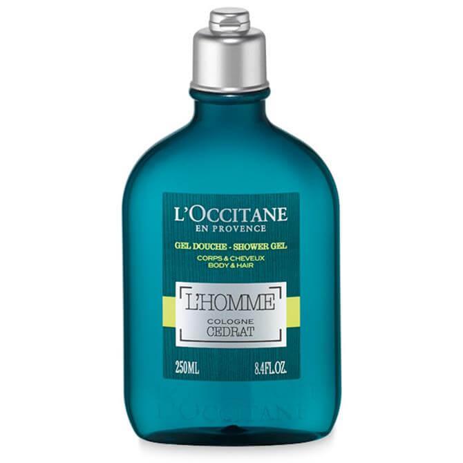 Loccitane L'Homme Cedrat Shower Gel 250ml