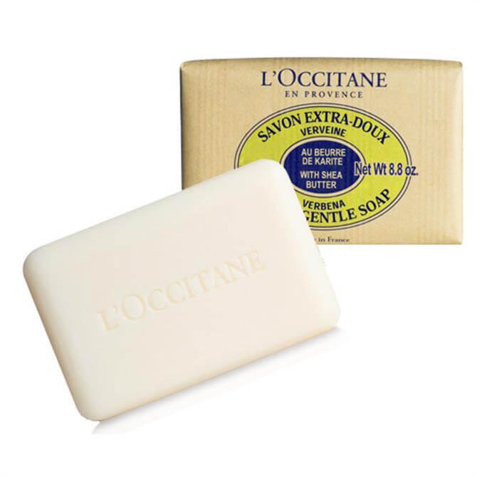 Loccitane Shea Butter Extra Gentle Soap 100g