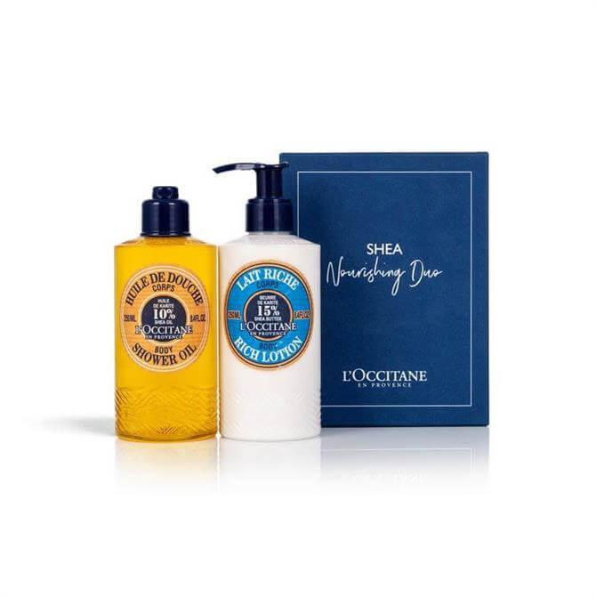 L'Occitane Shea Hydration Routine Collection