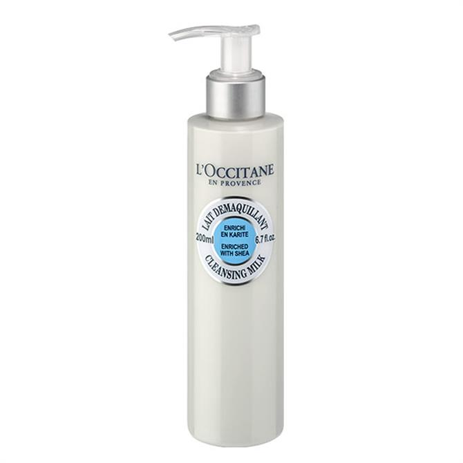 Loccitane Shea Cleansing Milk 200ml