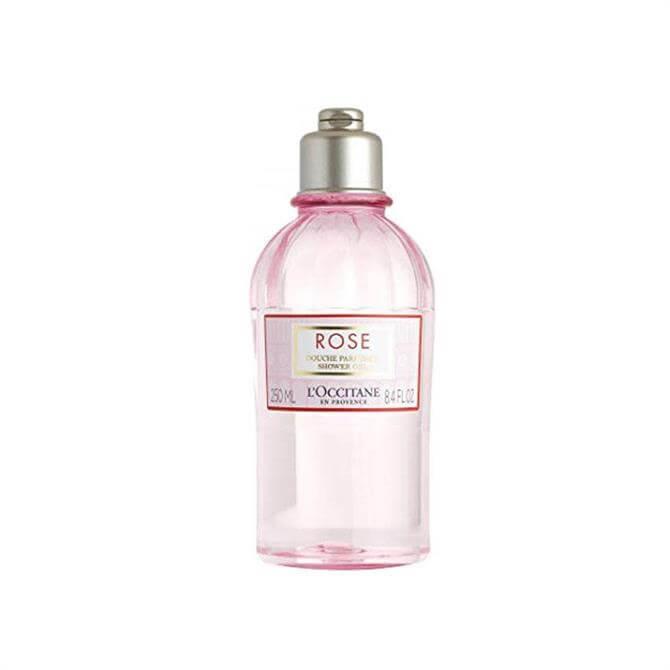 Loccitane Rose Scent Shower Gel 250ml
