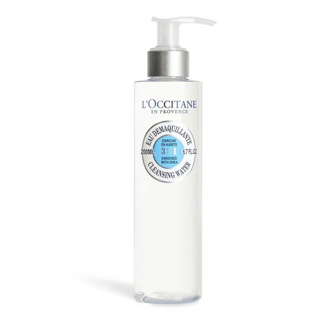 Loccitane 3 in 1 Cleansing Water 200ml