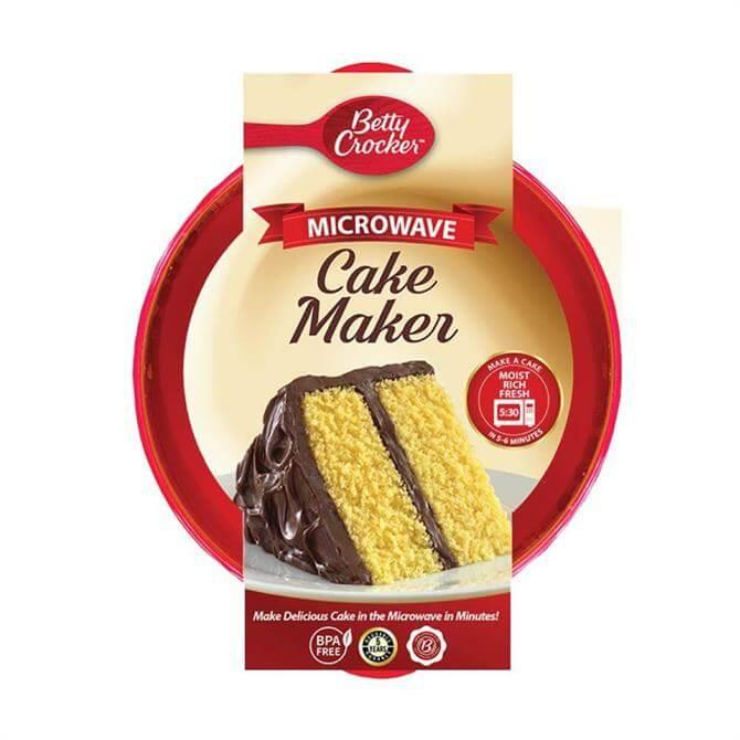 Betty Crocker Microwave Caker Baker