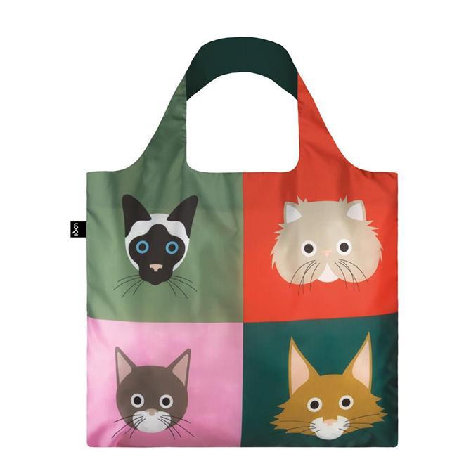Loqi Cats Bag