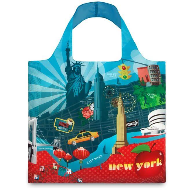 Loqi New York Tote Bag