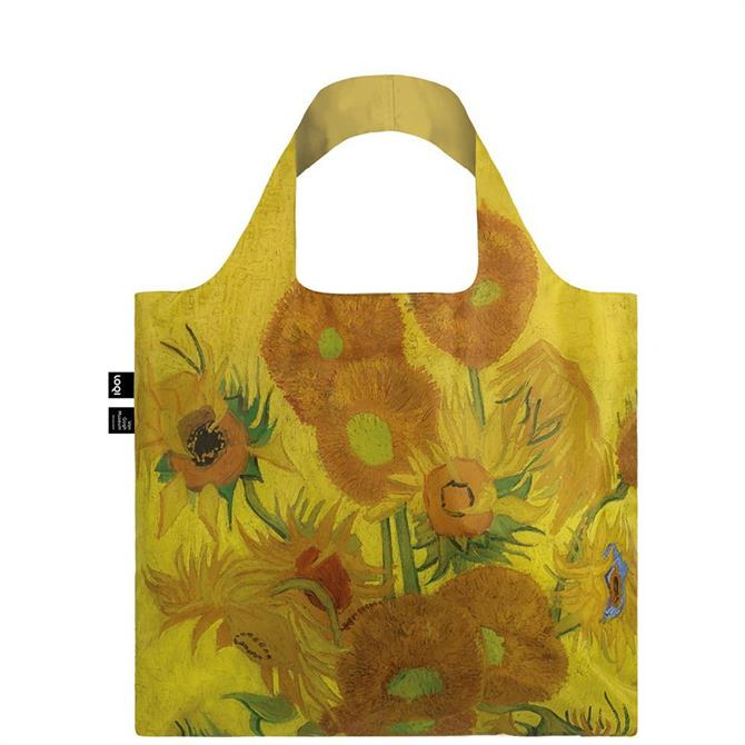 Loqi Van Gogh Sunflowers Bag