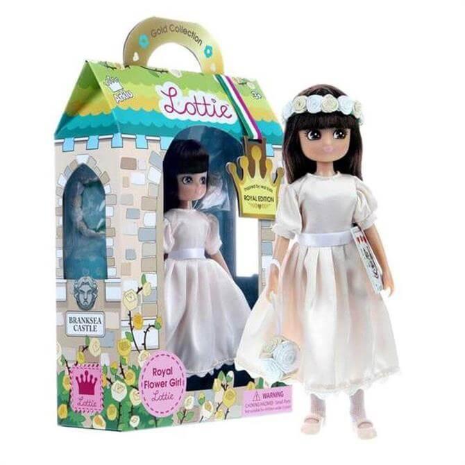 Lottie Royal Flower Doll