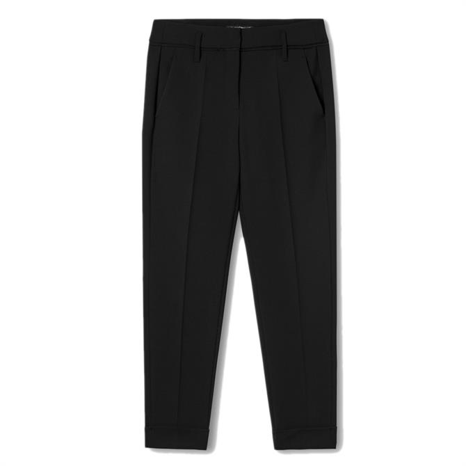 Luisa Cerano Tapered Cuff Trousers