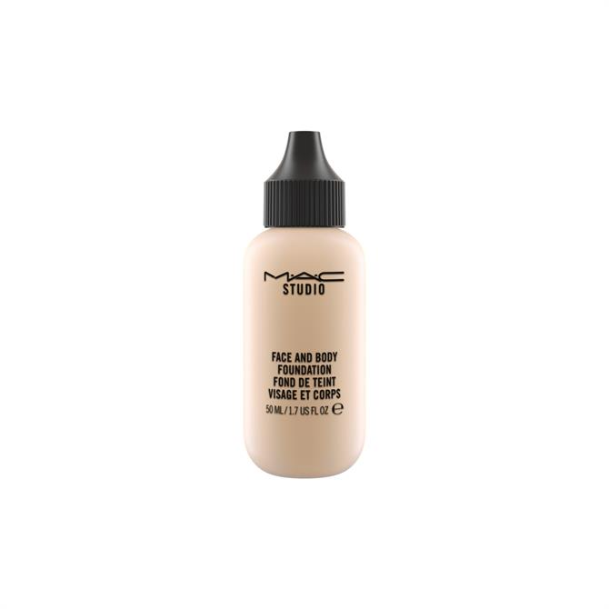 MAC Studio Face and Body Foundation 50ml Natural Finish