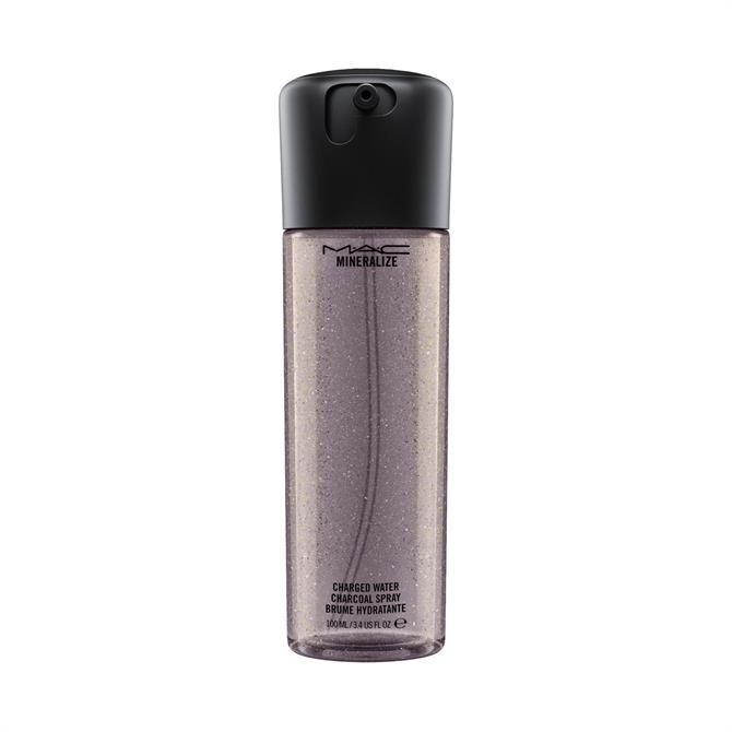 MAC Mineralize Charged Water Charcoal Spray 100ml