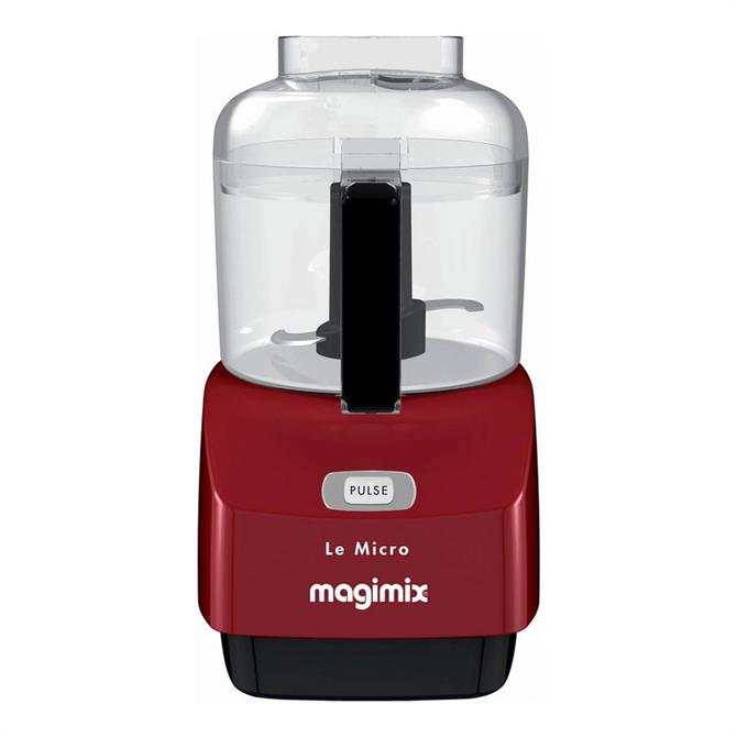 Magimix Le Micro Mini Chopper: Red