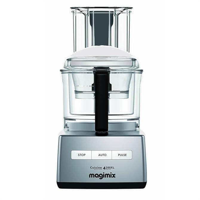Magimix CS 4200 XL Food Processor: Satin Finish