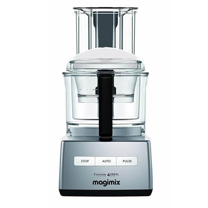 Magimix CS 4200 XL Food Processor: Satin Finish