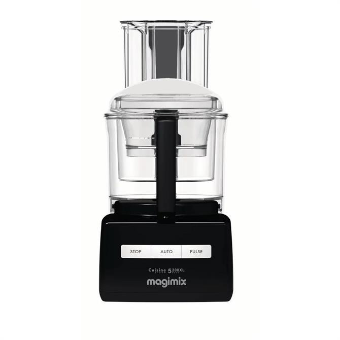 Magimix 5200XL Food Processor: Black