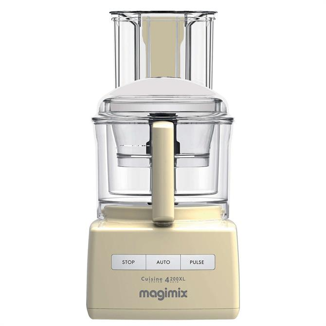Magimix CS 4200 XL Food Processor: Cream