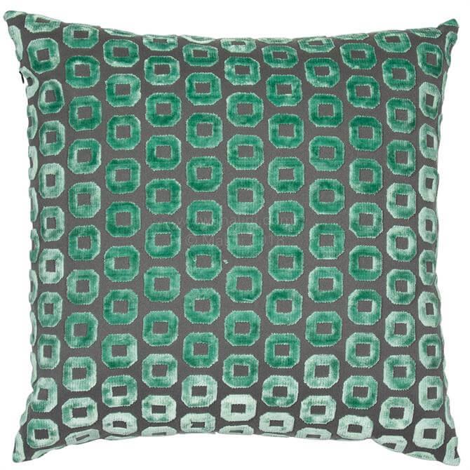Malini Bentley Green Cushion