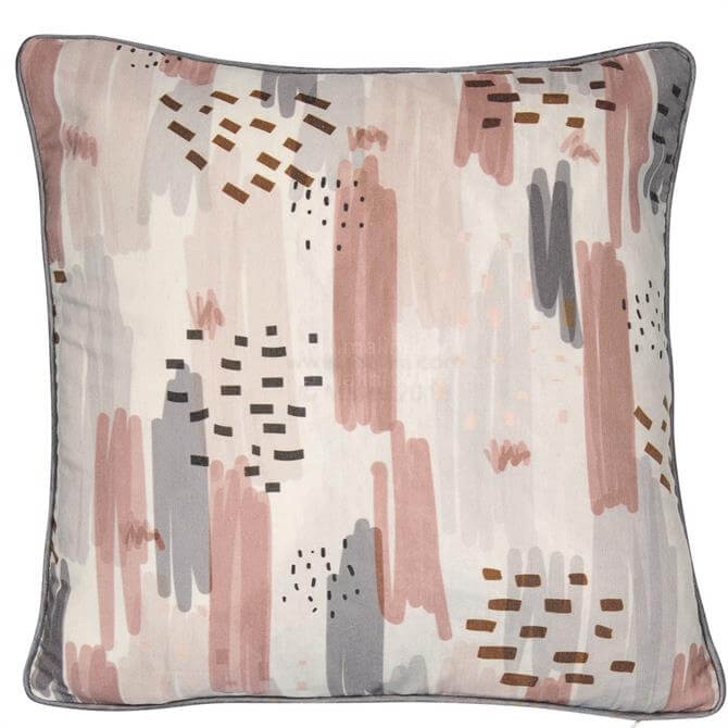 Malini Finsbury Pink Cushion