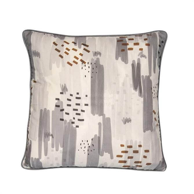 Malini Finsbury Grey Cushion