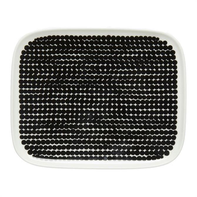 Marimekko Oiva/Räsymatto Rectangular Plate