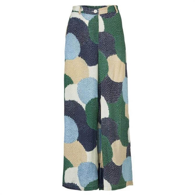 Masai Perinus Amazone Print Trousers
