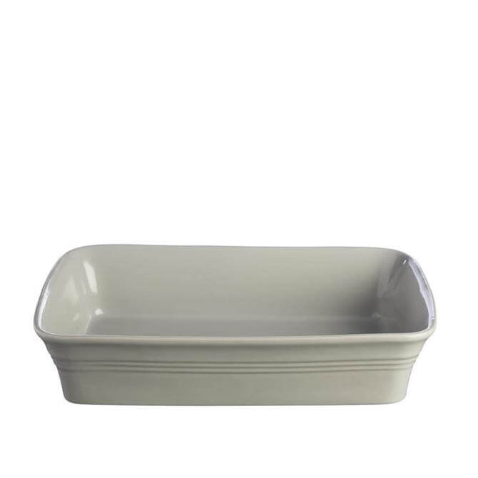 Mason Cash Classic Kitchen Grey Rectangular Dish