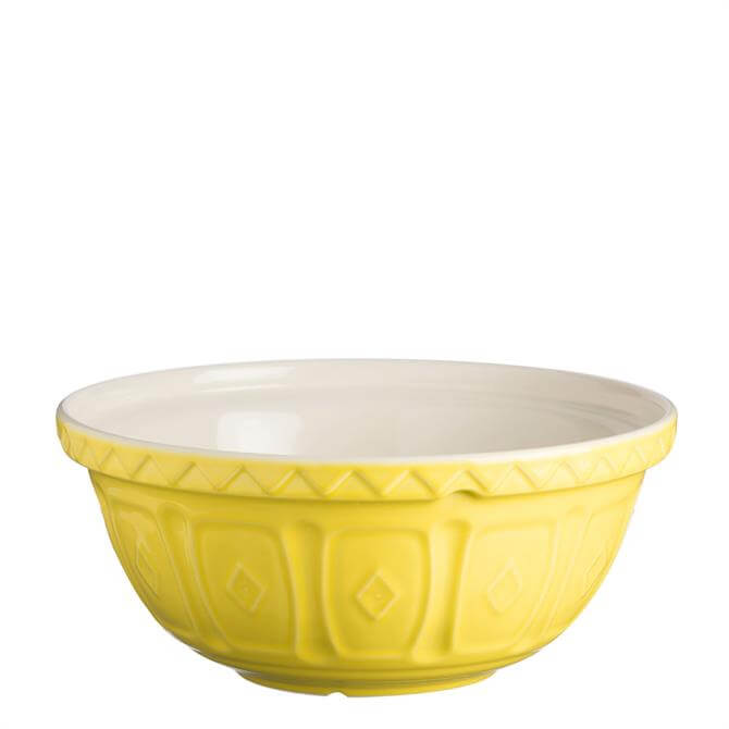 Mason Cash Bright Yellow Mixing Bowl