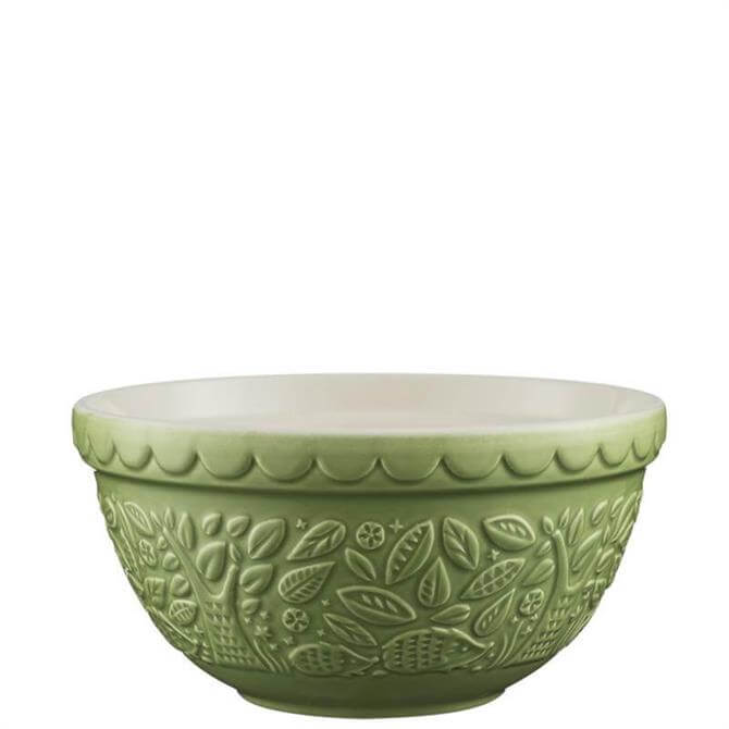 Mason Cash In the Forest Green 21cm Mixing Bowl