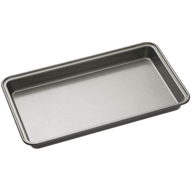 MasterClass Non-Stick 34 x 20cm Brownie Pan