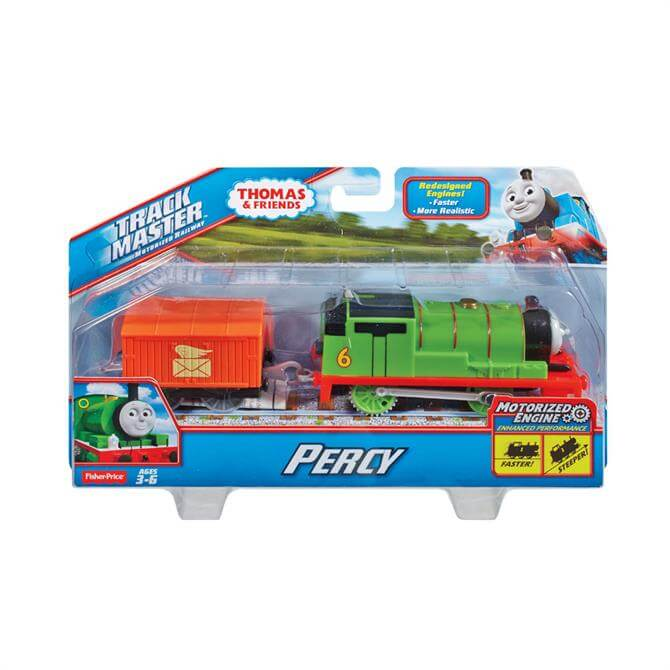Fisher-Price Thomas & Friends TrackMaster Percy