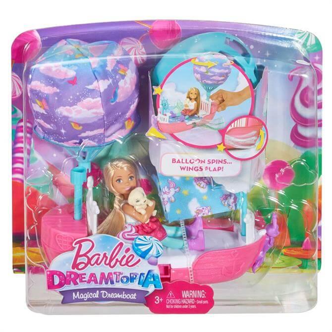 Mattel Barbie Chelsea Dreamtopia Magical Dreamboat