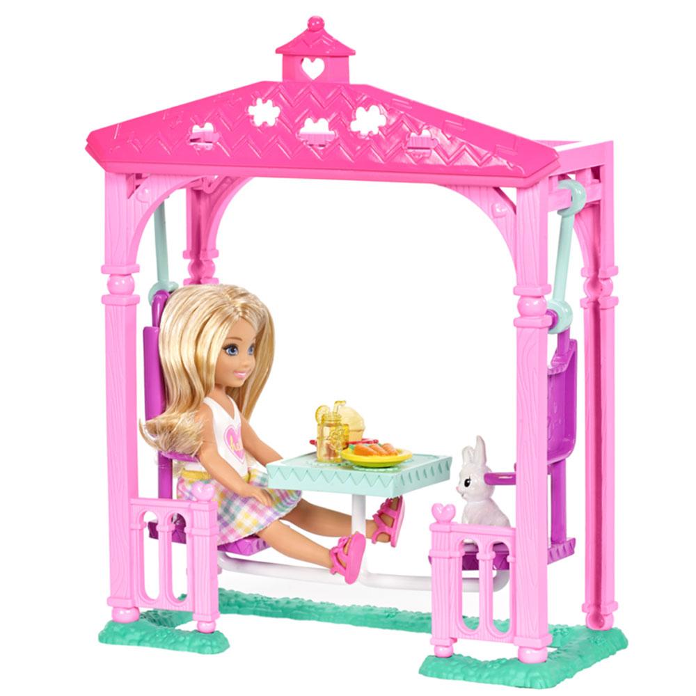 An image of Mattel Barbie Chelsea Pet Playset Assorted