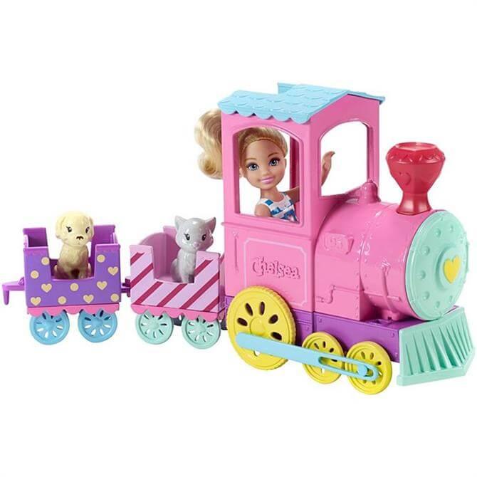 Barbie Club Chelsea Doll Choo Choo Train