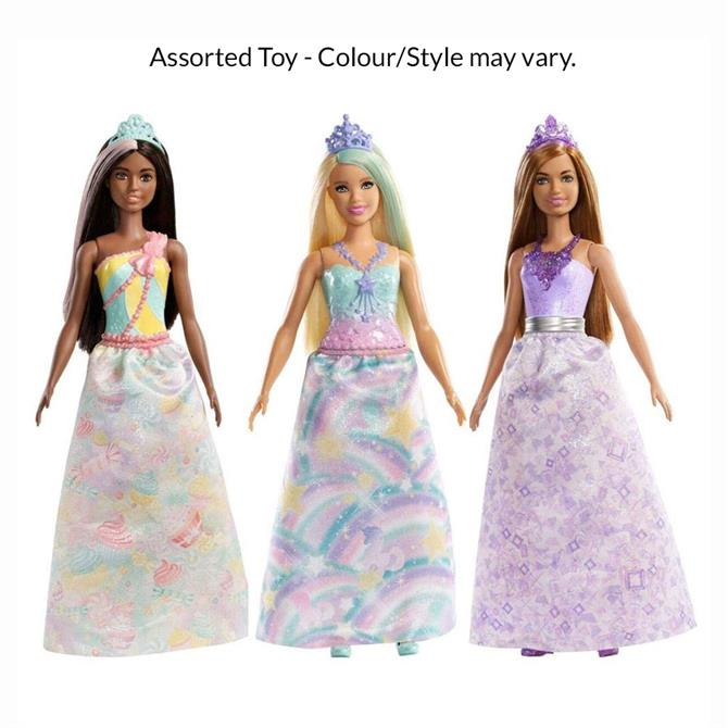 Barbie Princess Assorted