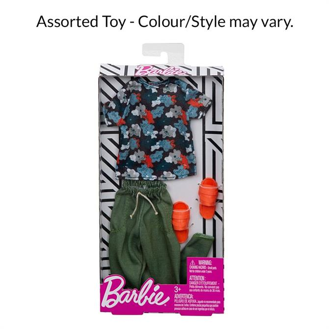 Barbie Ken Fashion Assorted