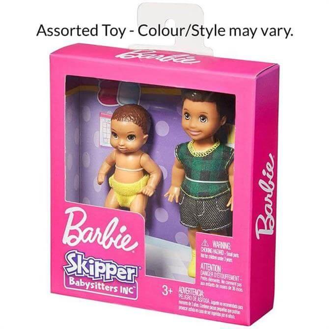 Barbie Babysitter Siblings