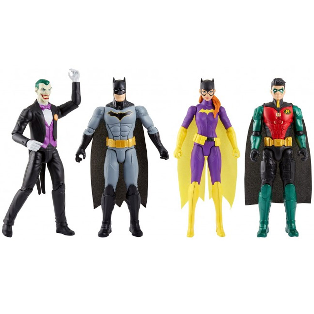 An image of Batman Characters 12 Inch Figures Assorted