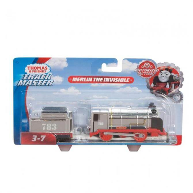 Mattel Thomas Track Master Merlin The Invisible