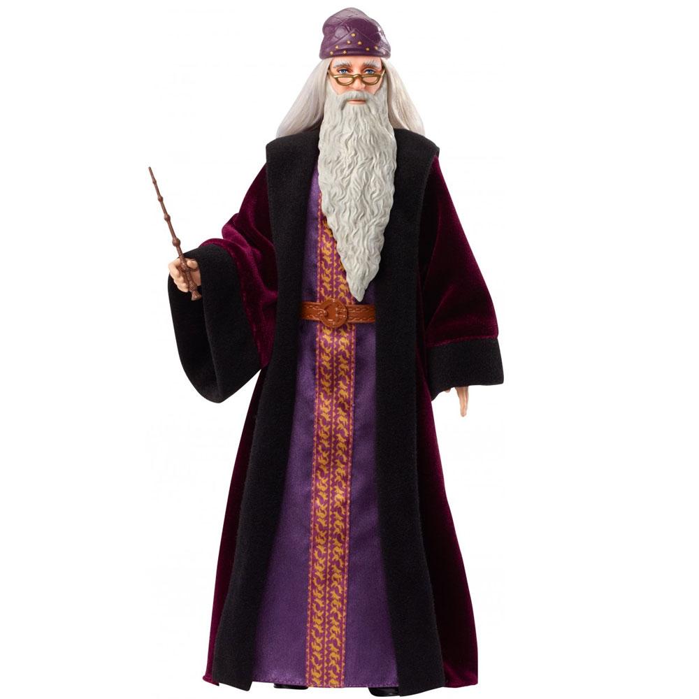 An image of Mattel Harry Potter Dumbledore Figure