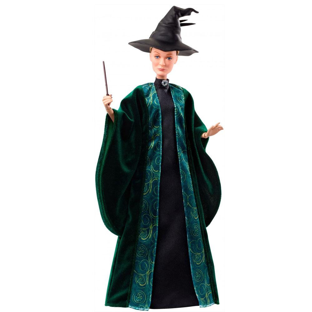 An image of Mattel Harry Potter Professor Minerva McGonagall Figure