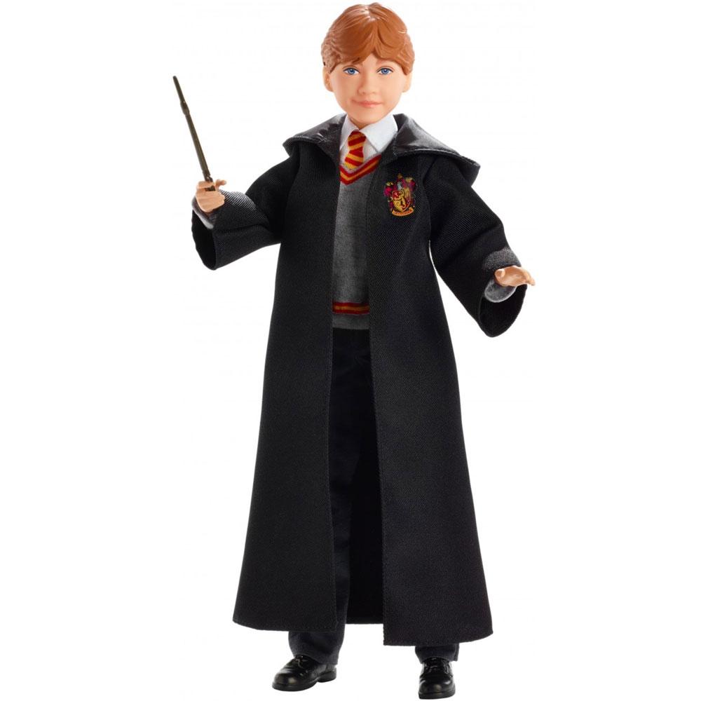 An image of Mattel Harry Potter Ron Weasley Figure