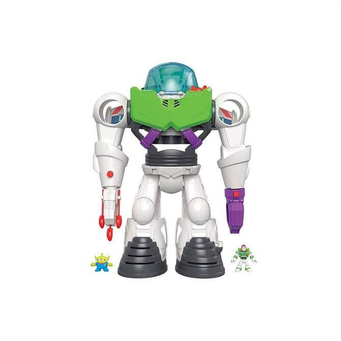 Imaginext Toy Story 4 Buzz Lightyear Robot