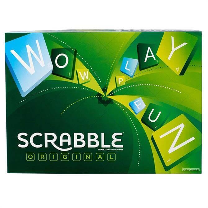 Mattel Scrabble Original Game 51263