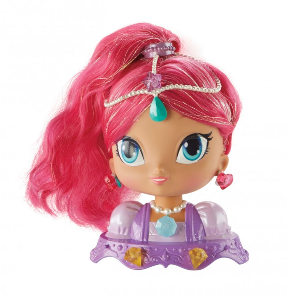 An image of Shimmer & Shine Styling Head