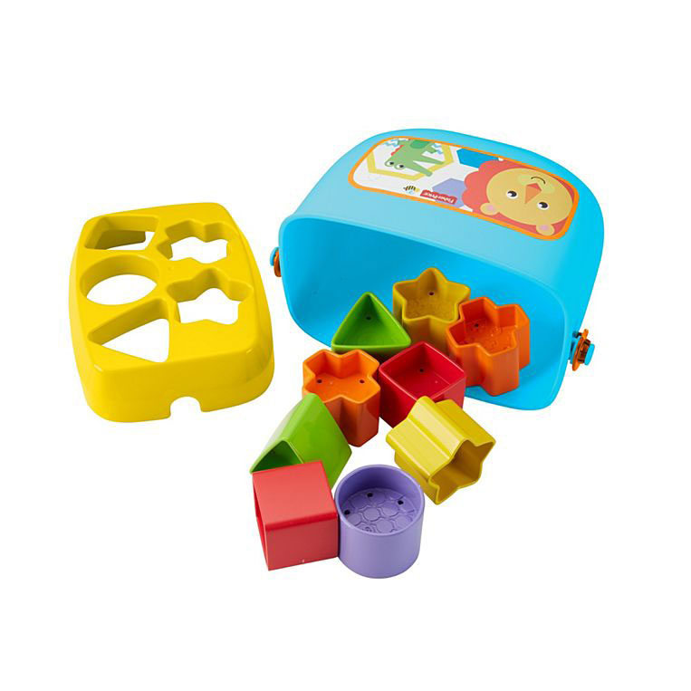 An image of Mattel Baby's First Blocks