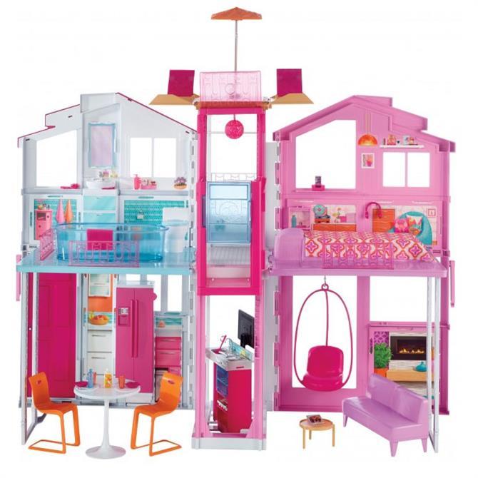 Mattel Barbie's Malibu Townhouse