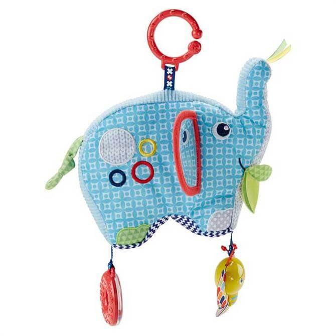 Mattel Activity Elephant